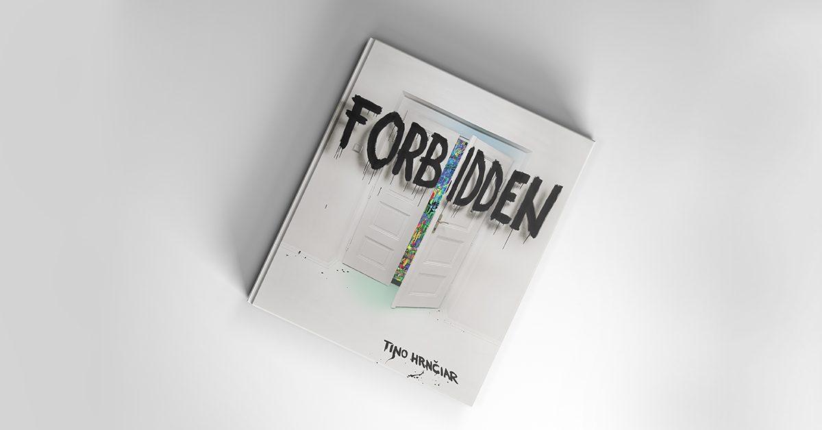 FORBIDDEN / 1x kniha (SK)