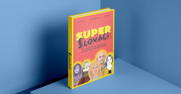 Super Slováci / Kniha