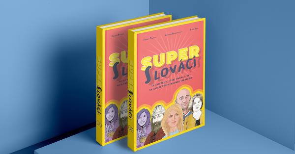 Super Slováci / 2x Kniha