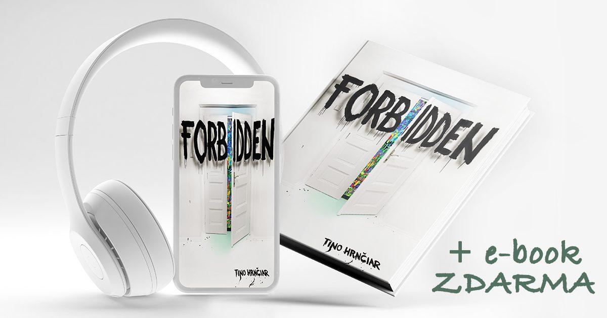 FORBIDDEN / Kniha + audiokniha (SK) + e-book ZDARMA