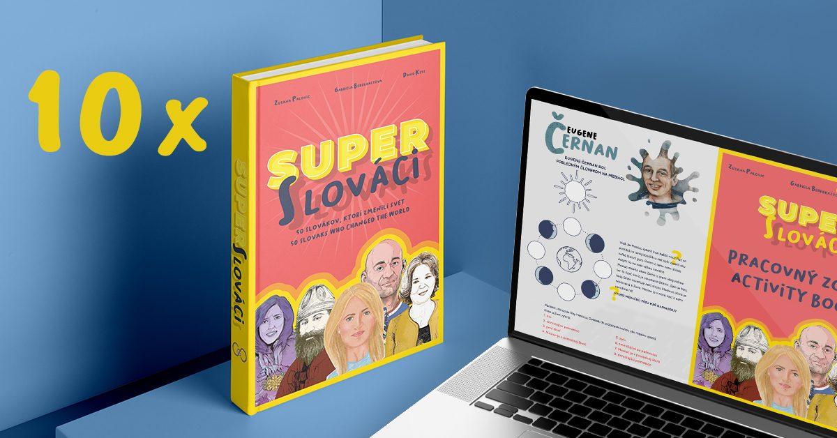 Super Slováci / Multi-pack