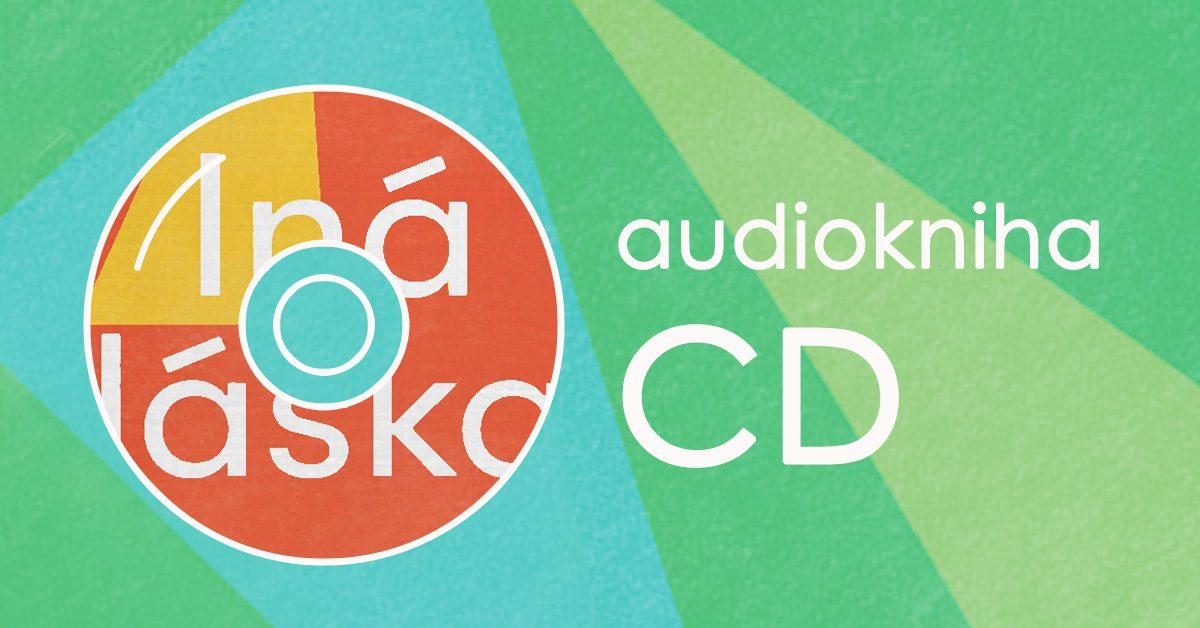 Iná láska / Audiokniha CD