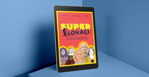 Super Slováci / E-book