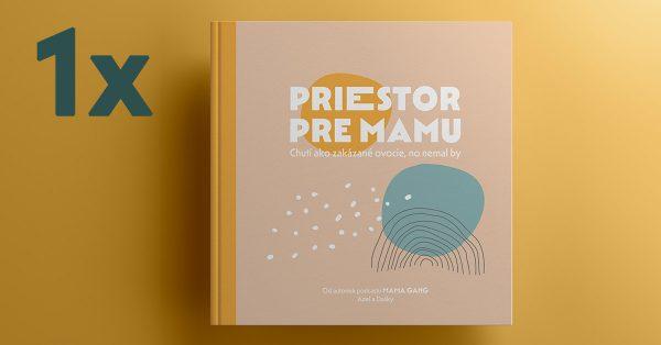Priestor pre mamu / Kniha