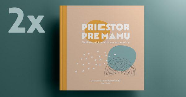 Priestor pre mamu / 2x kniha